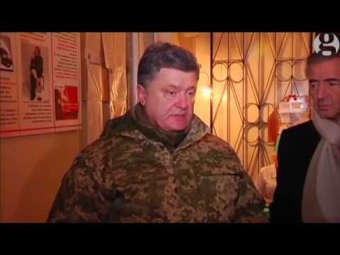 Poroshenko Ukraine conflict risks spiralling out of control World news.