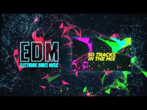 EDM -- THE ALBUM -- DJ MIX