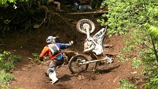 Erzberg Rodeo 2016 [Extreme Enduro] Crashes & Fails