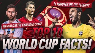 MOST SHOCKING WORLD CUP FACTS!