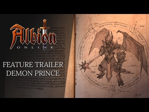Albion Online | Highlight Video: The Demon Prince