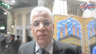 خالد جبر رئيس تحرير بوابة أخبار اليوم يتقدم عزاء أحمد رجب