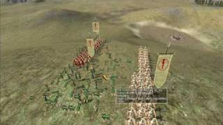RTW Online Commentary Vid: Andriscus the Macedonian(Macedon) vs SPARTA_iki_m(Greek Cities)