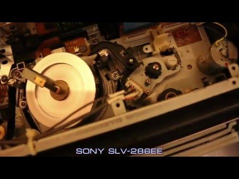 Review VCR SONY SLV 286EE