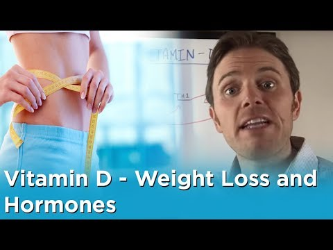 Vitamin D can improve weight loss and much more...