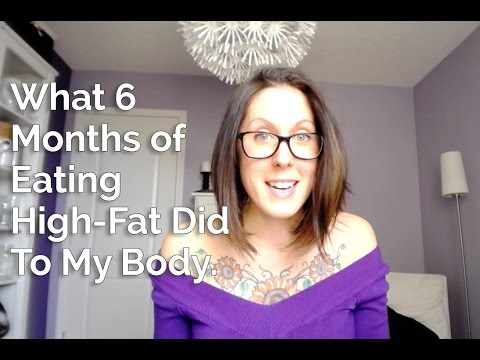 What 6 Months of Eating Keto Did To My Body.