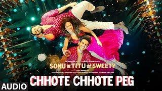 Chhote Chhote Peg Full Audio Yo Yo Honey Singh Neha Kakkar Navraj Hans Sonu Ke Titu Ki Sweety