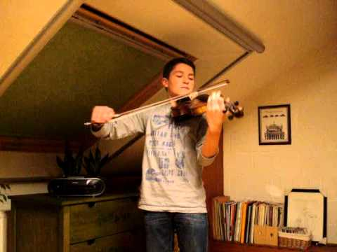 One Direction - What Makes You Beautiful (Violin & Instrumental cover)