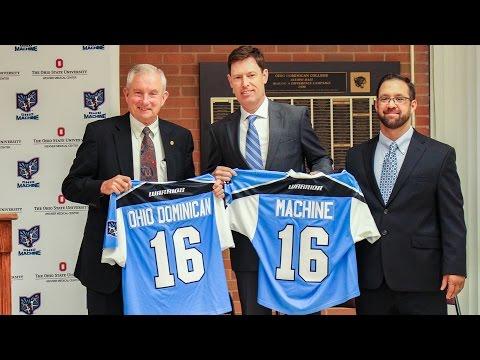 Ohio Dominican University & Ohio Machine Announce Agreement