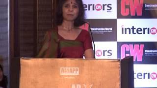 CW Architect & Builder Awards 2014 - Devika Devaiah