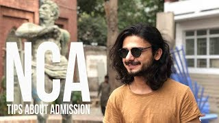 NCA (how to get admission)    UKHANO