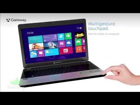 Notebook Gateway - Submarino.com.br