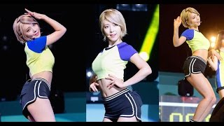 Choa AOA 심쿵해 (Heart Attack)  Cut Collection