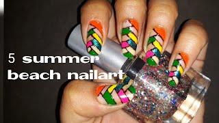 New Summer nailart 2019💅❣❣best nailart ever#55