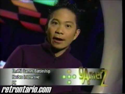 YTV Gamerz PJ Phil Battleship 2000