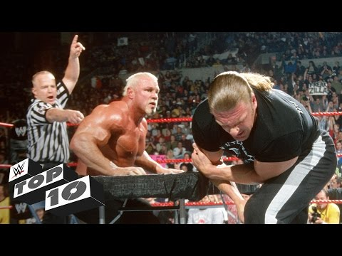 Incredible Superstar Tests of Strength – WWE Top 10