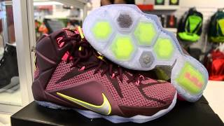 "Nike LeBron 12 ""Double Helix"" - Review"
