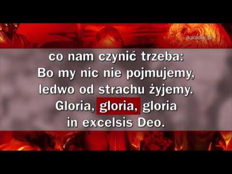 Kolęda - Gdy Się Chrystus Rodzi (karaoke)