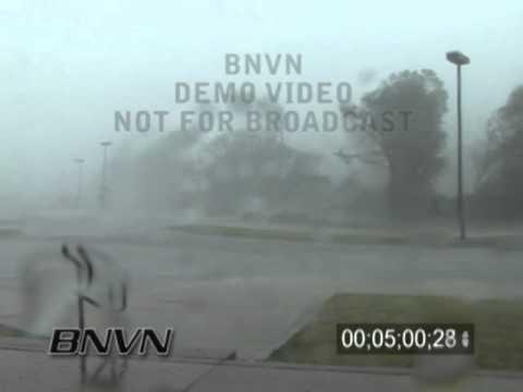 8/29/2005 Hurricane Katrina, Biloxi, Mississippi, Part 3