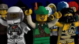 LEGO MINIFIGURES ANIMATION