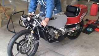 GARELLI 125 GP,Morbidelli Benelli 125cc,Angel Nieto,yamaha tz