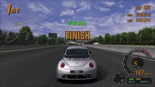 Gran Turismo 3 - New Beetle Cup (+ Prize Car)