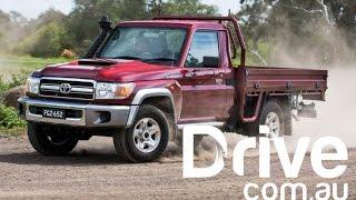 Toyota LandCruiser 70-Series Review | Drive.com.au