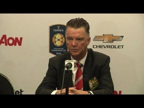 Man Utd 3-1 Liverpool - Louis van Gaal Not Getting Carried Away