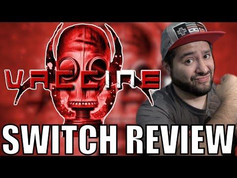 Vaccine (Nintendo Switch) Review   8-Bit Eric