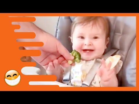 Funniest Daddy Takes Care of Baby - Cute Baby Video