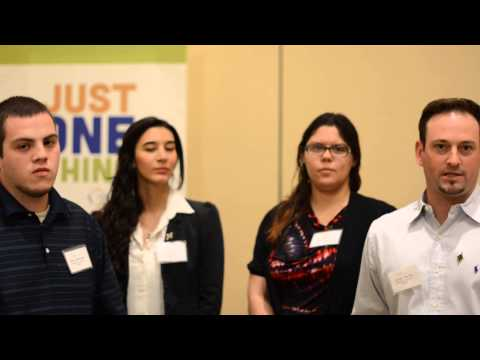 Great Bay Community College Students Discuss Civic Engagement