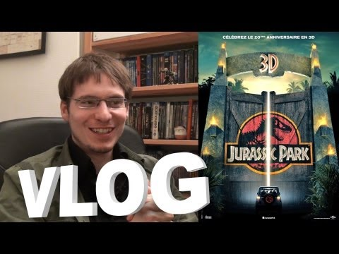 Vlog - Jurassic Park 3D