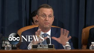Rep. Doug Collins delivers impeachment opening statement l ABC NEWS