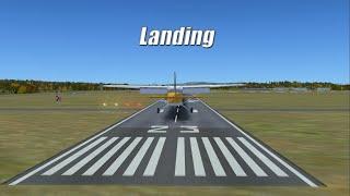 FSX Tutorial: Landing