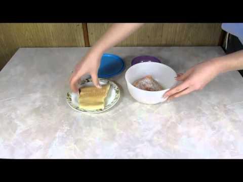 Как солить гольца - видео