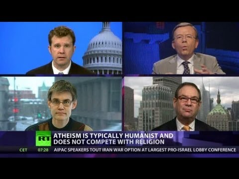 CrossTalk: Godless Faith