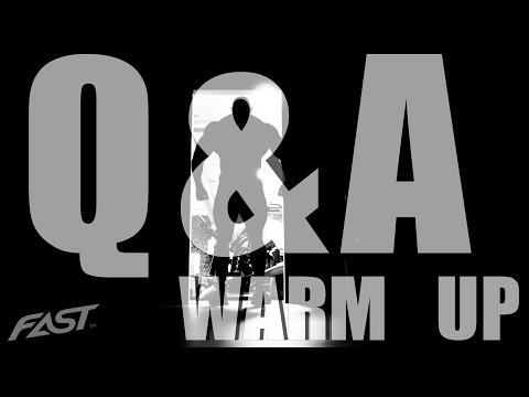 Q&A WARM UP