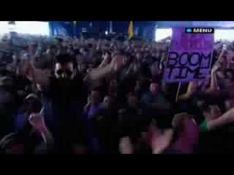 The Courteeners - What Took You So Long? - Glastonbury 2008