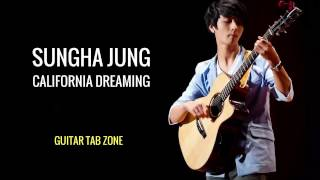 California Dreaming Sungha Jung Tab