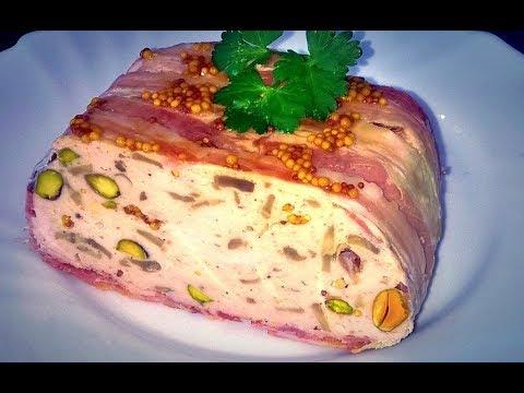 Удивите гостей и побалуйте себя этим замечательным блюдом! Куриный рулет в духовке. Рулет из курицы