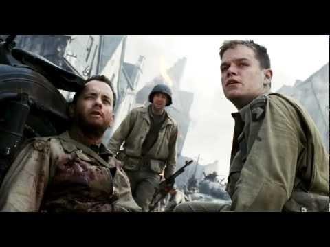 HD - Saving Private Ryan - Death of Captain John H. Miller and Final Speech