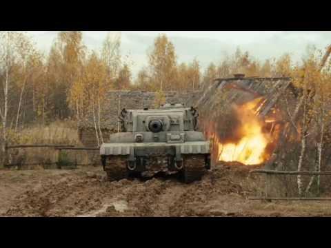 Танковые бои из кинофильмов