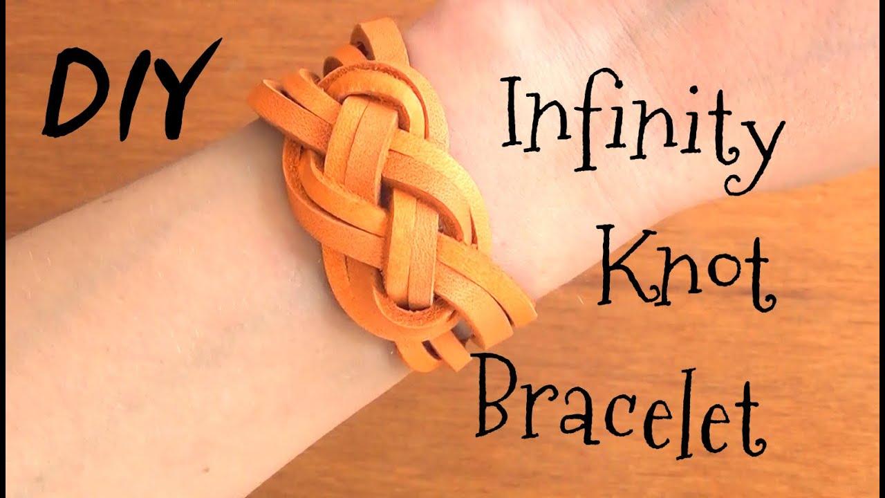 Infinity Knot Bracelet ♥ Diy