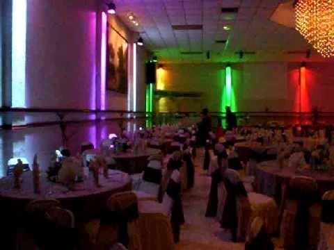 Salon de eventos casino camino real youtube for Salon de leon