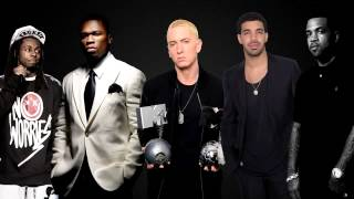 50 Cent   Surviving a Shot ft  Eminem & Drake & Lil Wayne & Lloyd Banks
