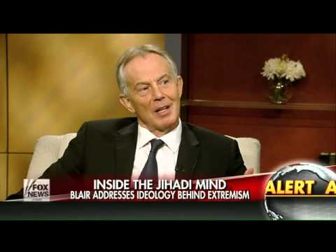 Tony Blair weighs in on the war on terror, 2016 race