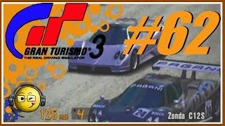 Let's Play Gran Turismo 3: Aspec Part 62: Italian Avant Garde (Pagani Zonda C12S)