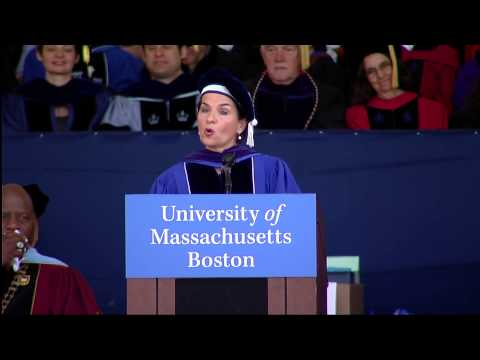 2014 Commencement Speaker: Christiana Figueres