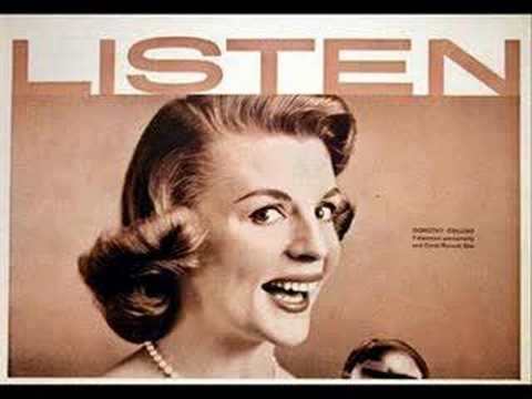 Dorothy Collins - My Boy-Flat Top