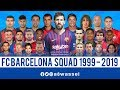 Barcelona Squad From 1999 To 2019 HD mp3
